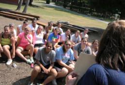 self-esteem summer camp