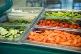 weight loss camp salad