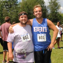 fun run at fat camp