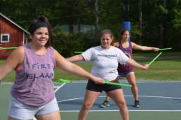 fat camp dancing