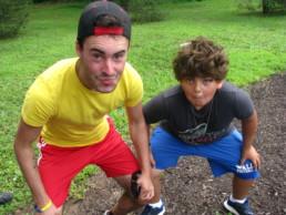 squat weight loss camp